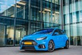 Picture Ford, Focus, Blue