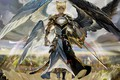 Picture fantasy, guy, the Archangel